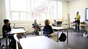 Denmark schools return - with restrictions